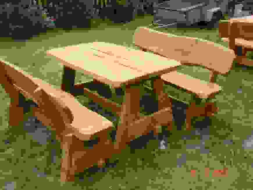 Fixias Ist Luxus Konzept Von Gartenbank Holz Aus Polen  Moderne von Rustikale Holz Gartenmöbel Aus Polen Photo