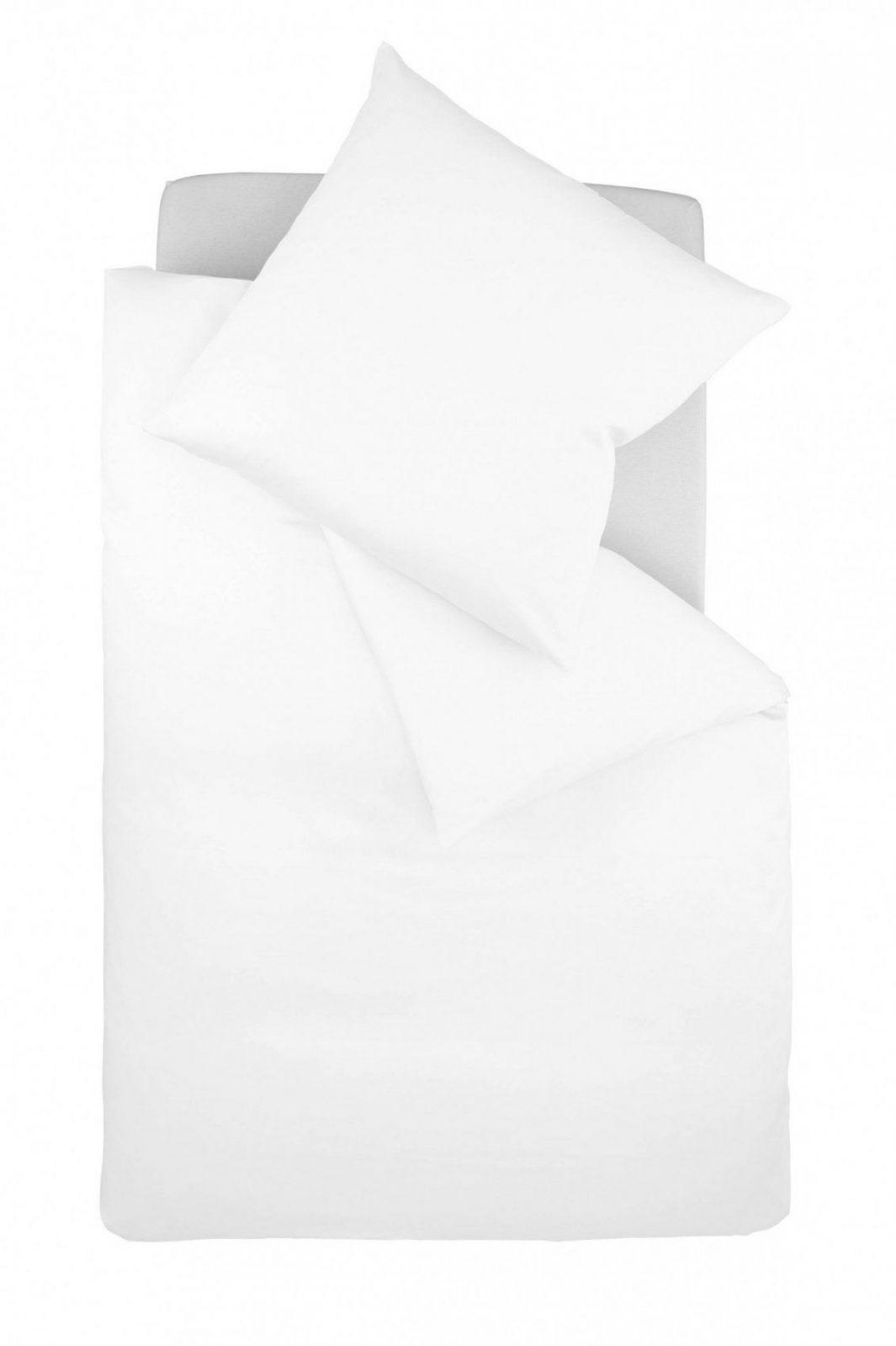 Fleuresse Interlock Jersey Bettwäsche Colours Größe 155X200+80X80 Cm von Bettwäsche 155X200 Jersey Bild