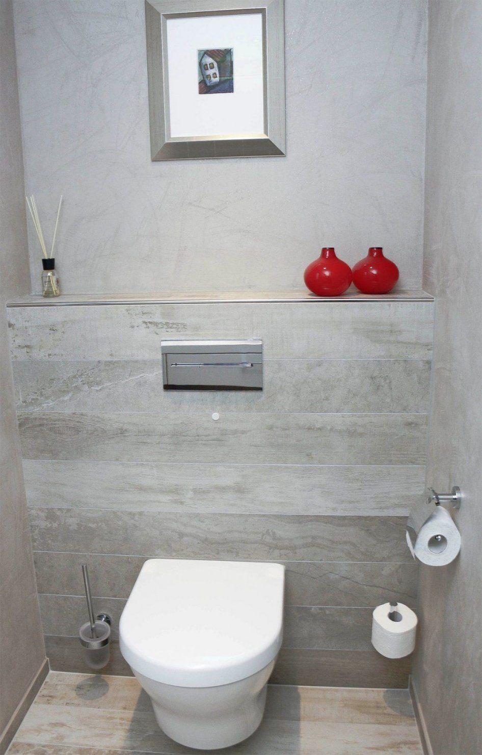 Fliesen Gäste Wc Lösungen  Haus Design Ideen von Gäste Wc Fliesen Oder Streichen Bild