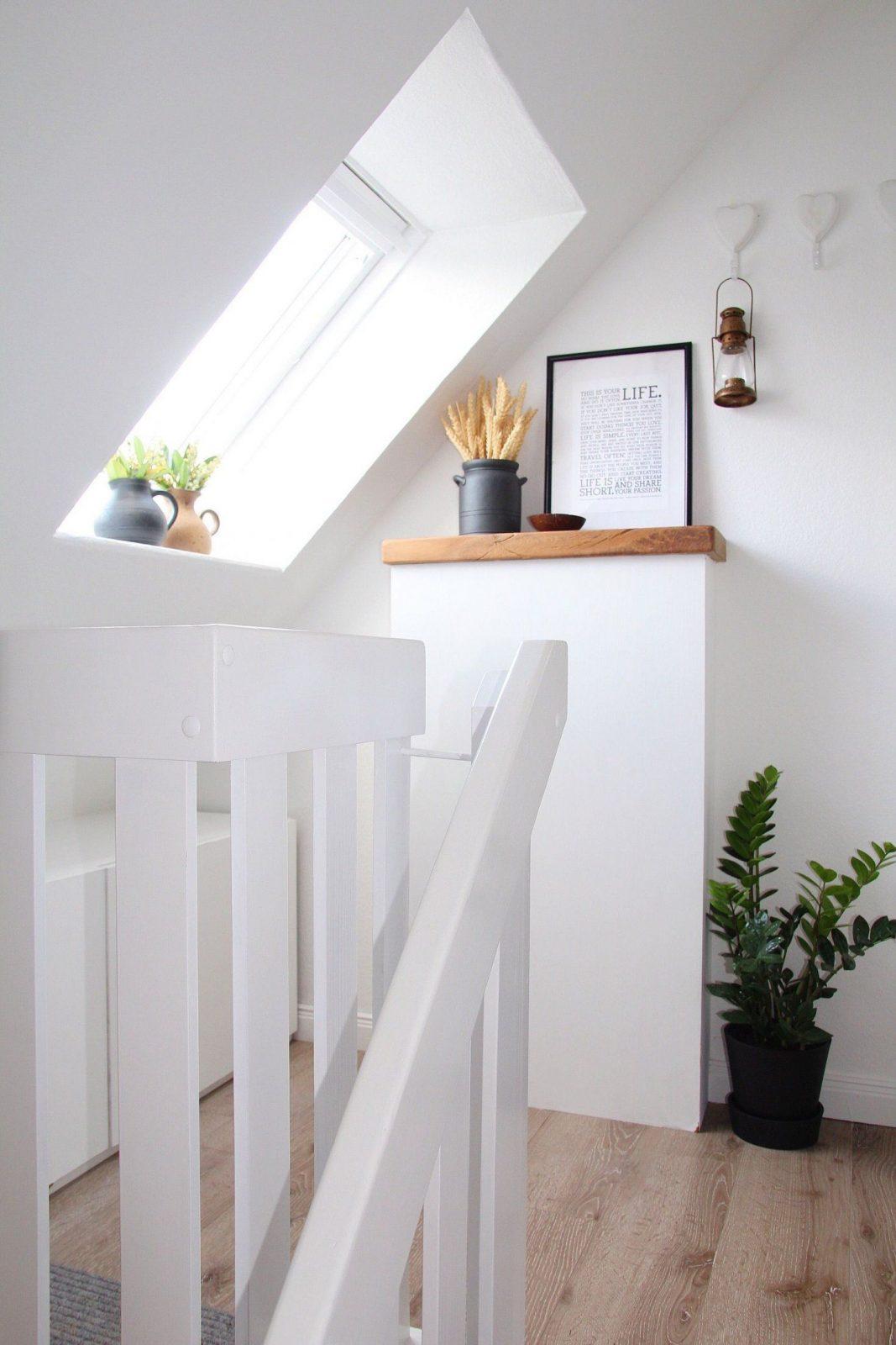 Flur Und Treppenhaus Neu Gestalten Und Dekorieren Vorher Nachher von Treppenhaus Gestalten Schöner Wohnen Photo