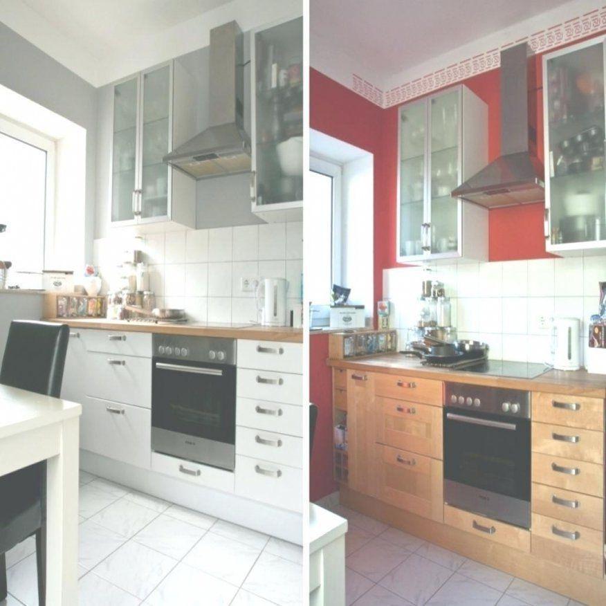 Folie Kuchenfront Elegantes Kche Mit Bekleben Emejing Photos House von Küche Folieren Lassen Kosten Bild