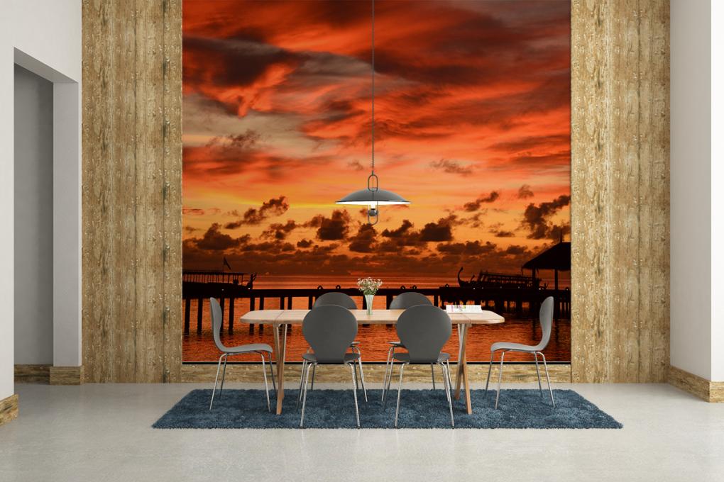 fototapete fototapeten online gestalten und drucken lassen von foto als tapete drucken lassen. Black Bedroom Furniture Sets. Home Design Ideas