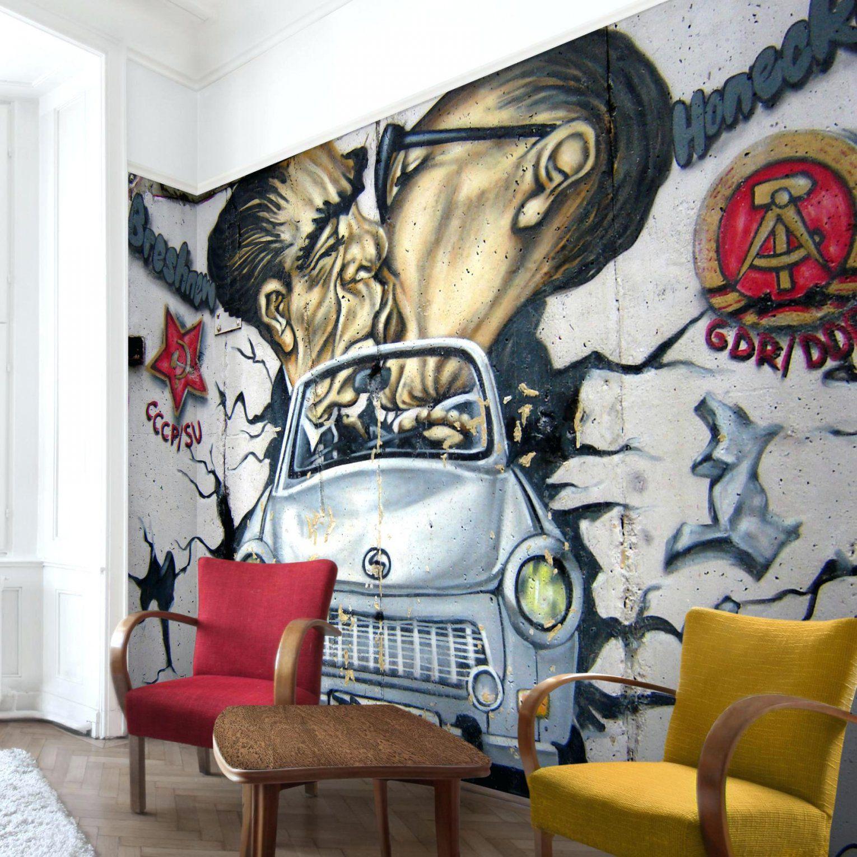 Fototapete Selbst Gestalten Graffiti Tapete Einzigartig Der Bruder von Fototapete Collage Selbst Gestalten Photo