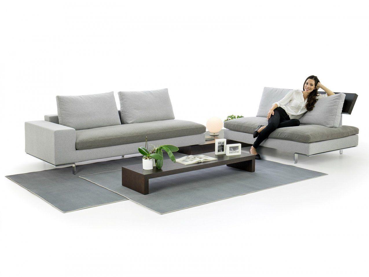 Freesofa Modulares Sofa Mit Integriertem Tisch  Homeplaneur von Sofa Mit Integriertem Tisch Photo