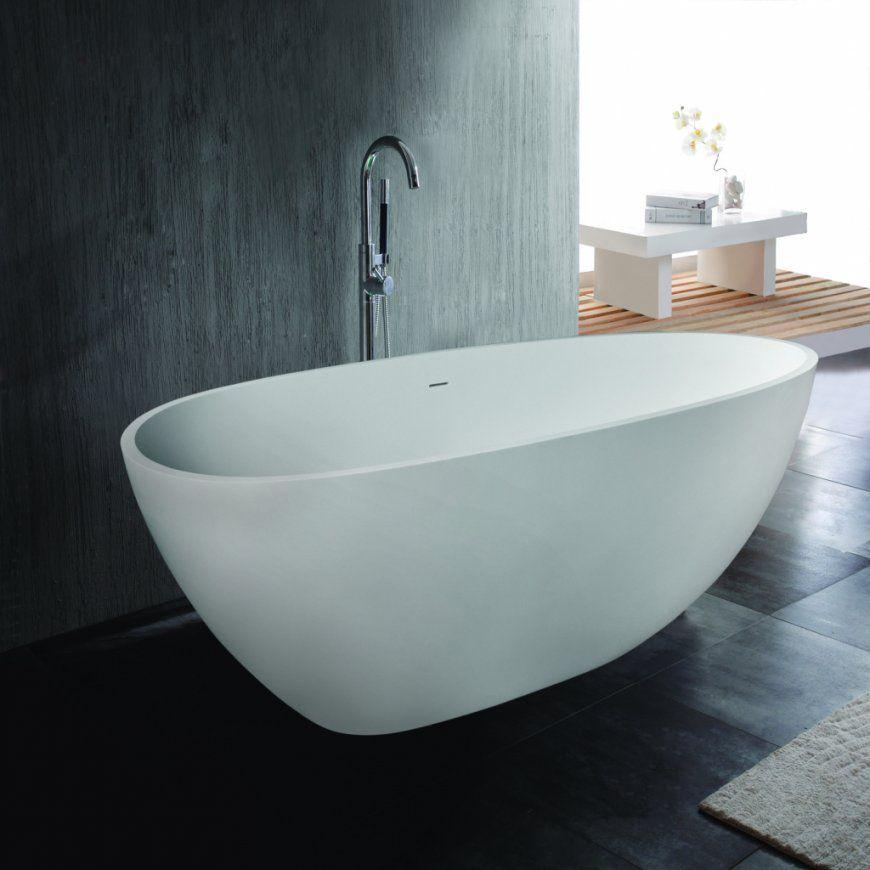 Freistehende Badewanne Mineralguss Oder Acryl  Die Schönsten von Freistehende Badewanne Mineralguss Oder Acryl Bild