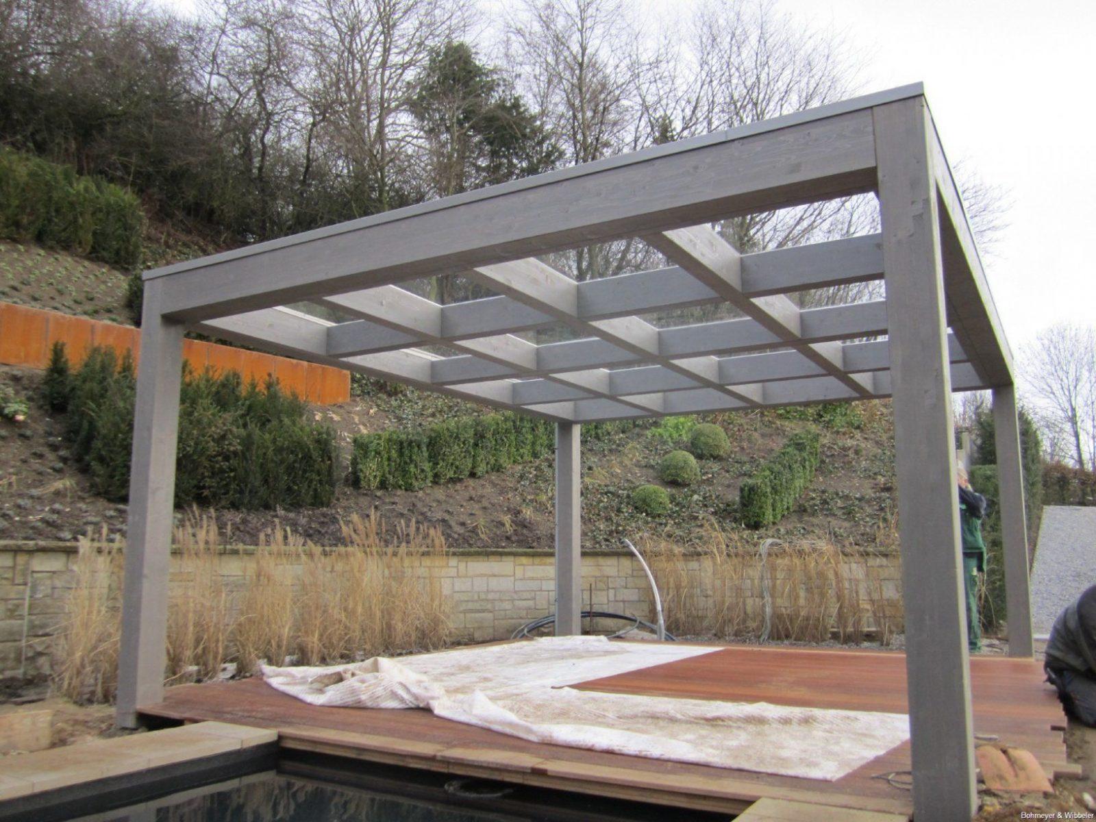 Freistehende Terrassenüberdachung Bausatz Ih61 – Hitoiro von Alu Terrassenüberdachung Bausatz Freistehend Bild
