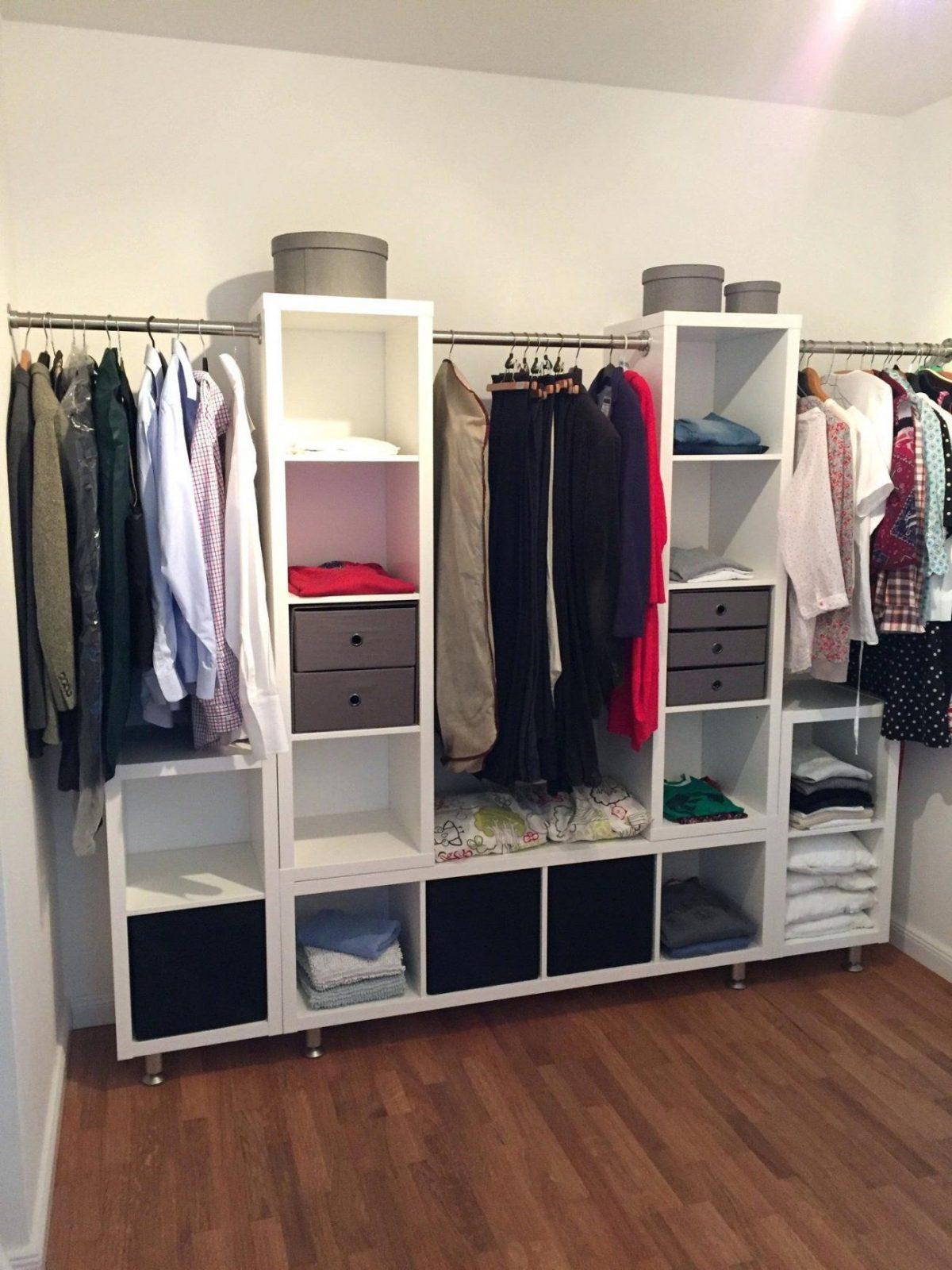 Fresh Begehbarer Kleiderschrank Selber Bauen Kleiderstange Aus Einem von Begehbarer Kleiderschrank Selber Bauen Bild
