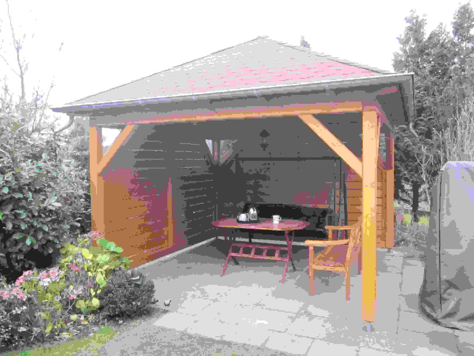 Frisch 40 Gartenpavillon Holz Selber Bauen Design  Einzigartiger Garten von Holz Pavillon 3X4 Selber Bauen Photo