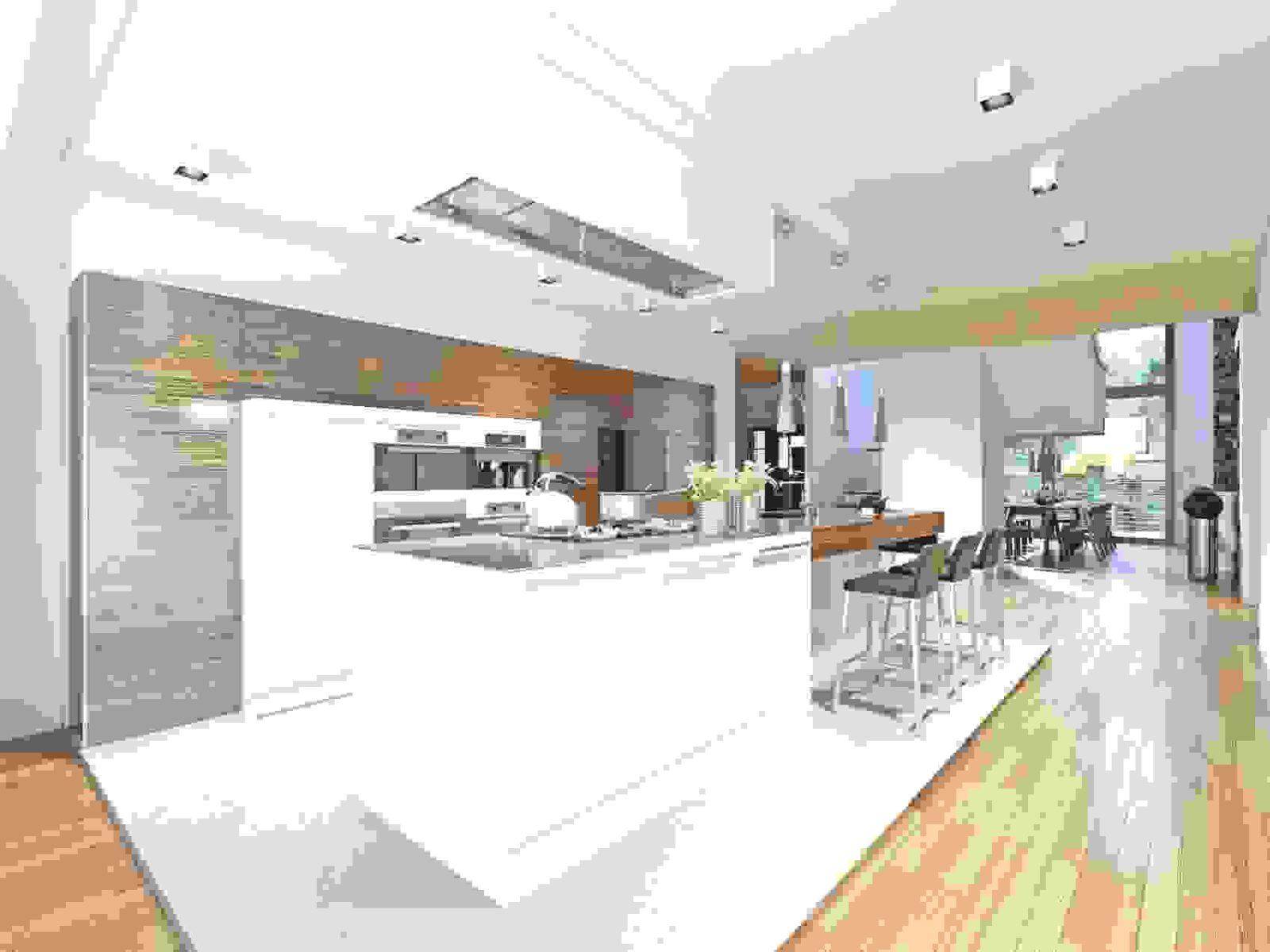 20 Modern Architektur Ber Offene Kche Wohnzimmer Abtrennen Beste