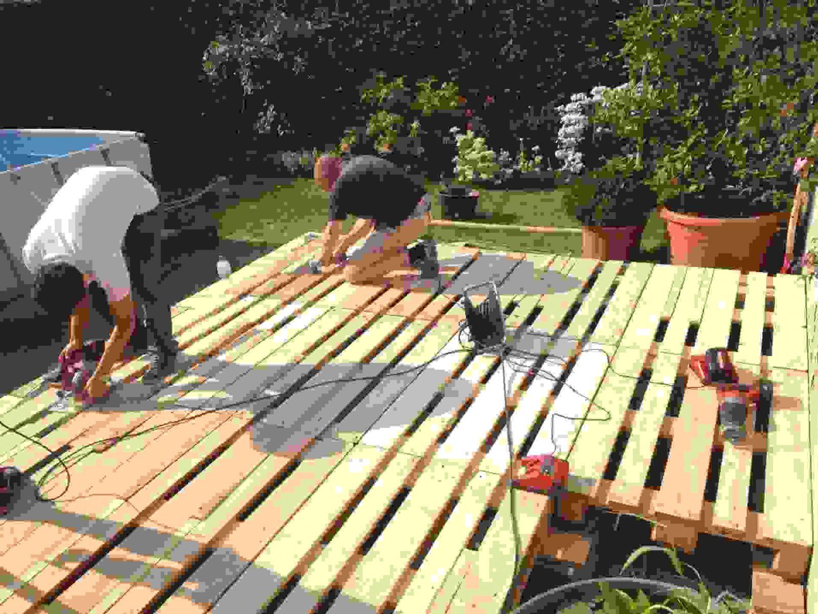 Frisch 40 Sichtschutz Aus Paletten Selber Bauen Designideen von Sichtschutz Aus Paletten Selber Bauen Photo