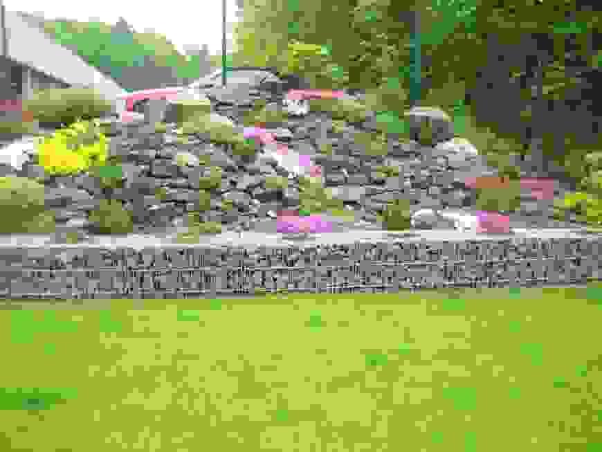 Frisch 40 Steinbeet Anlegen Anleitung Ideen  Einzigartiger Garten von Steingarten Anlegen Anleitung Bilder Photo