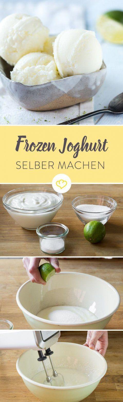Frozen Joghurt Selber Machen  Recipe  Foods Thermomix And Kuchen von Frozen Joghurt Selber Machen Thermomix Photo