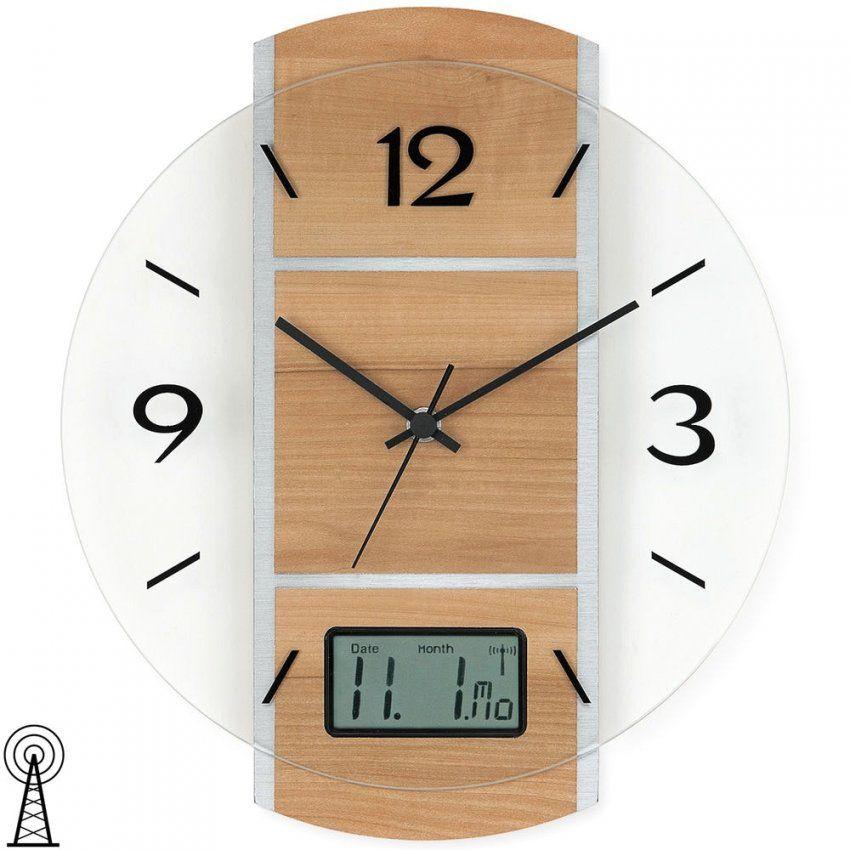 Funk Wanduhr Wohnzimmer Handgdecor Uhren Für Wohnzimmer von Digitale Uhren Fürs Wohnzimmer Photo