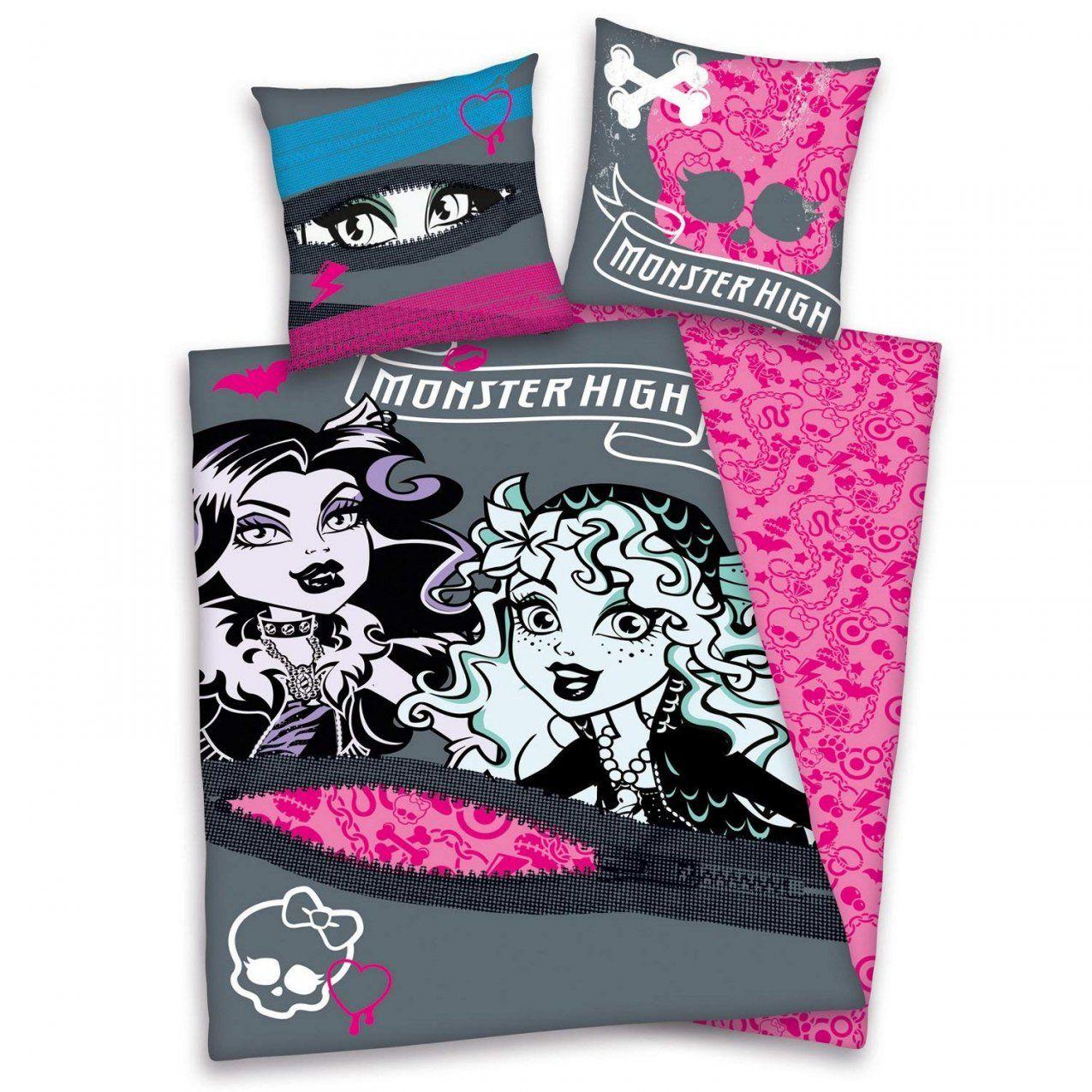 Furniture  Wonderful Victoria Secret Bedding Cheap Luxury von Monster High Bettwäsche Biber Bild