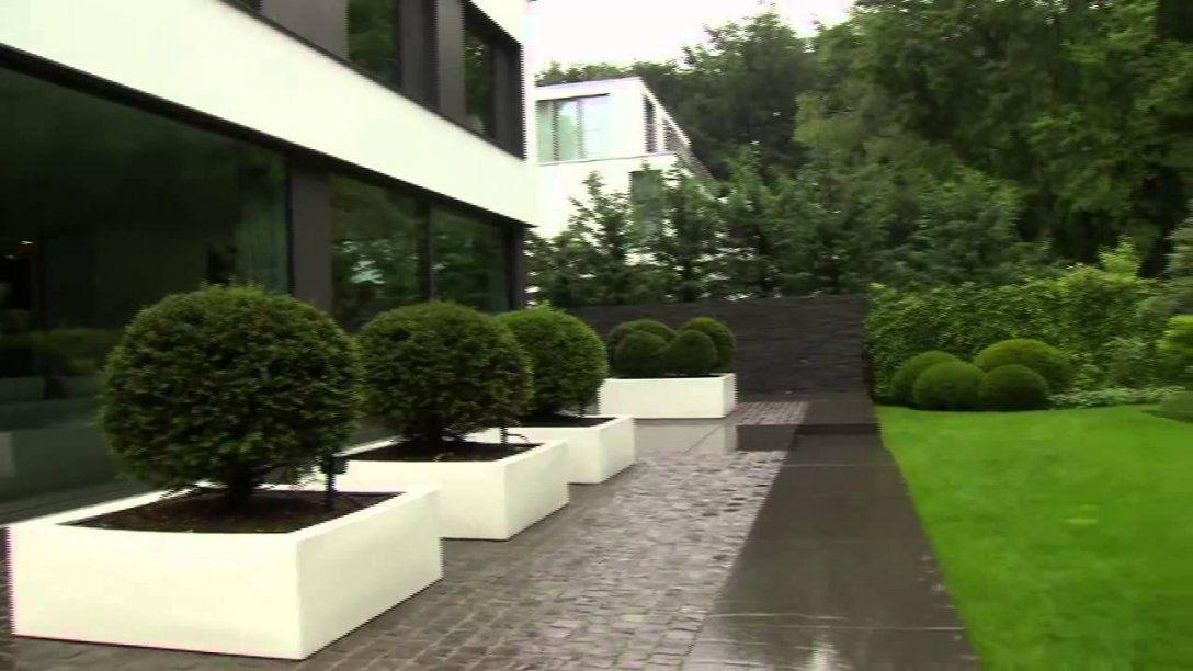 Galabau  Gartengestaltung Mit Steinen  Youtube von Gartengestaltung Ideen Mit Steinen Bild