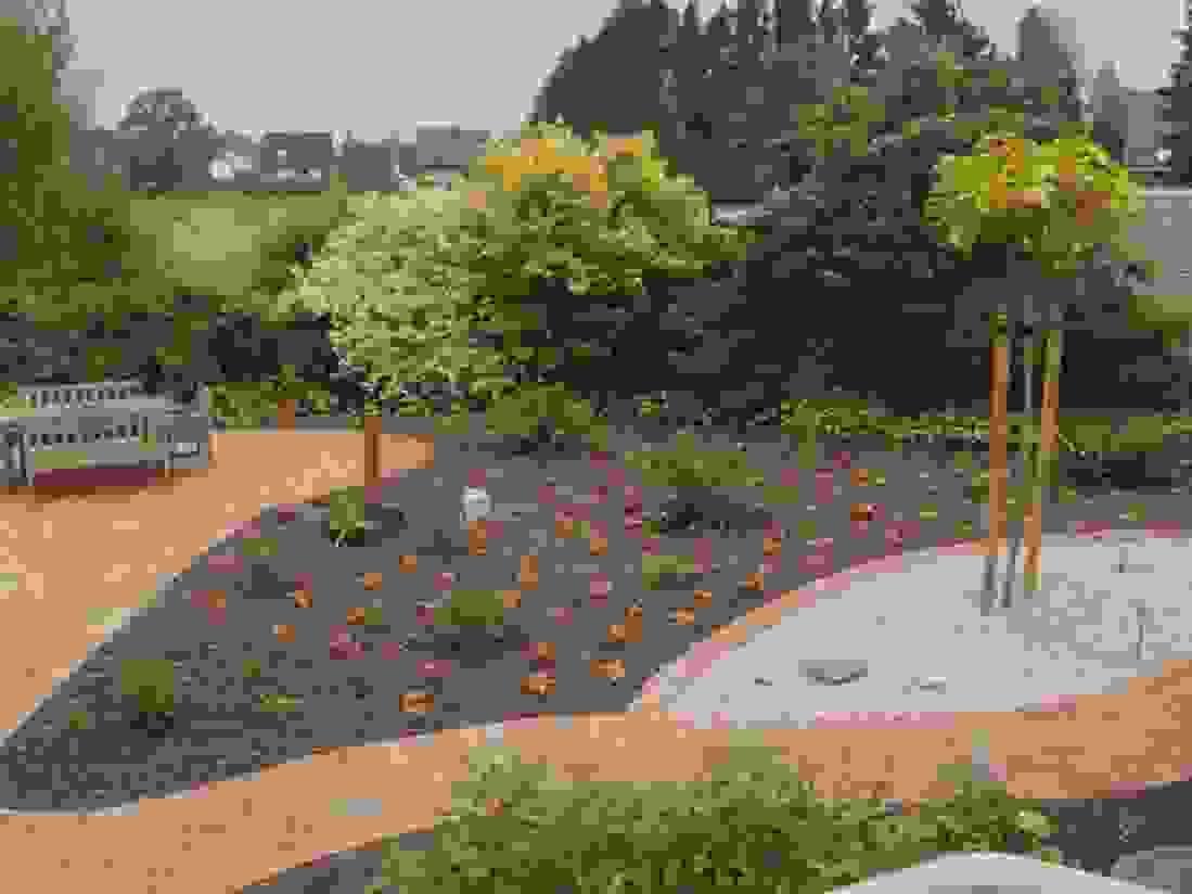 Galerie Gartengestaltung Hang Faszinierend Am Mit Steinen 30 Beste von Gartengestaltung Mit Steinen Am Hang Bild