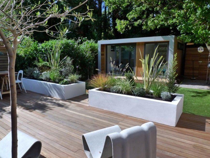 Gallery Of Garten Terrasse Gestalten Ideen Kunstrasen Garten von Moderne Gärten Und Terrassen Bild