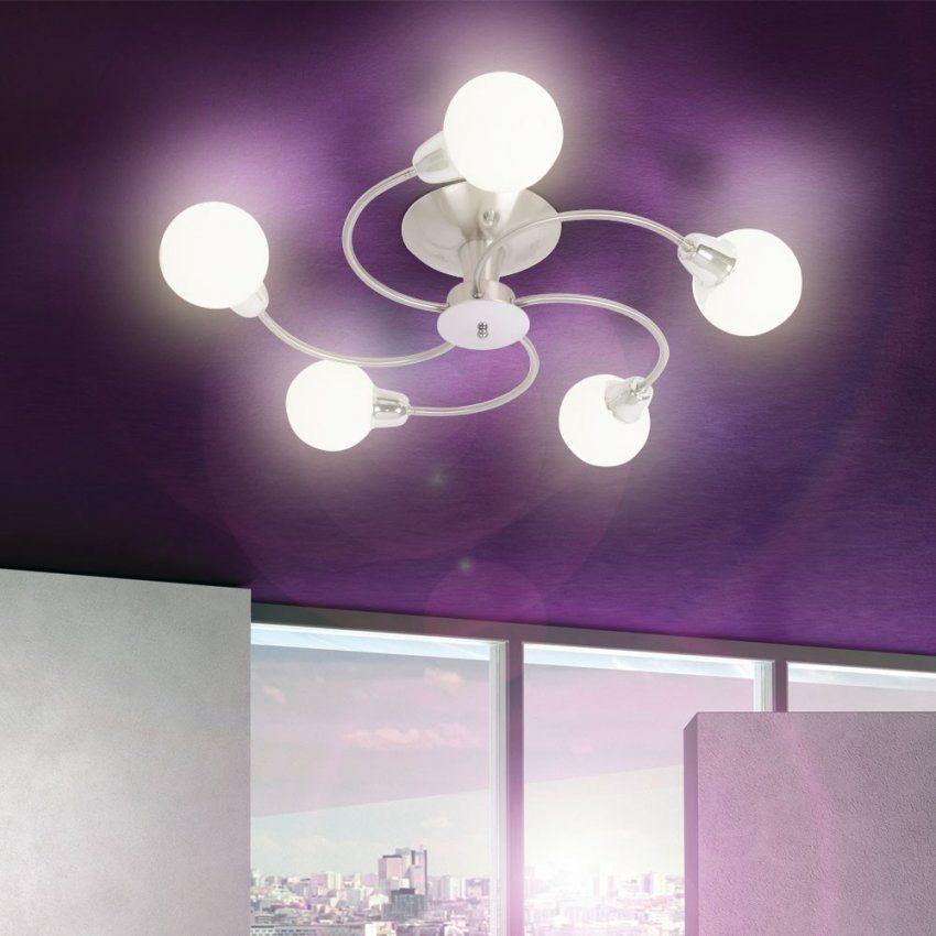 Gallery Of Moderne Deckenleuchte Energiesparend Wohnzimmer  Moderne von Moderne Deckenleuchten Für Wohnzimmer Bild