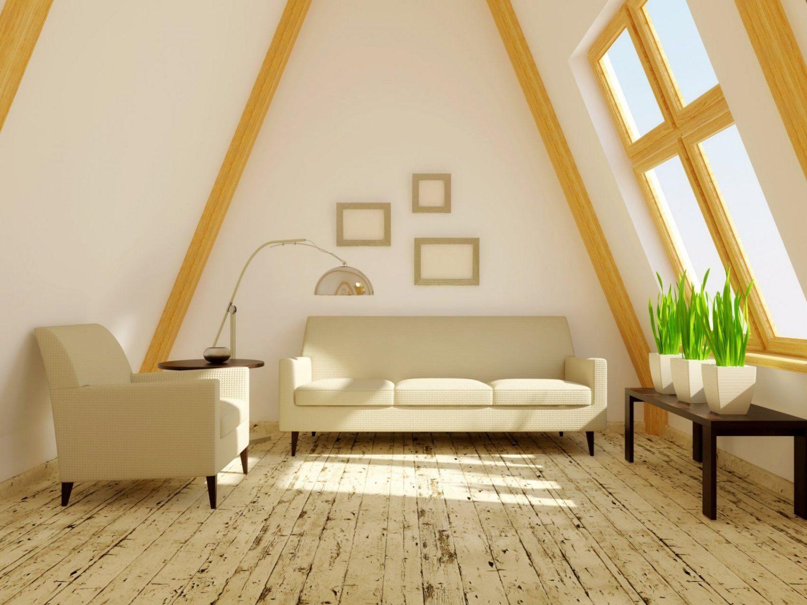 Ganz Schön Schräg 10 Tipps Wie Sie Räume Mit Dachschrägen Stilvoll von Farbgestaltung Kinderzimmer Mit Dachschräge Bild