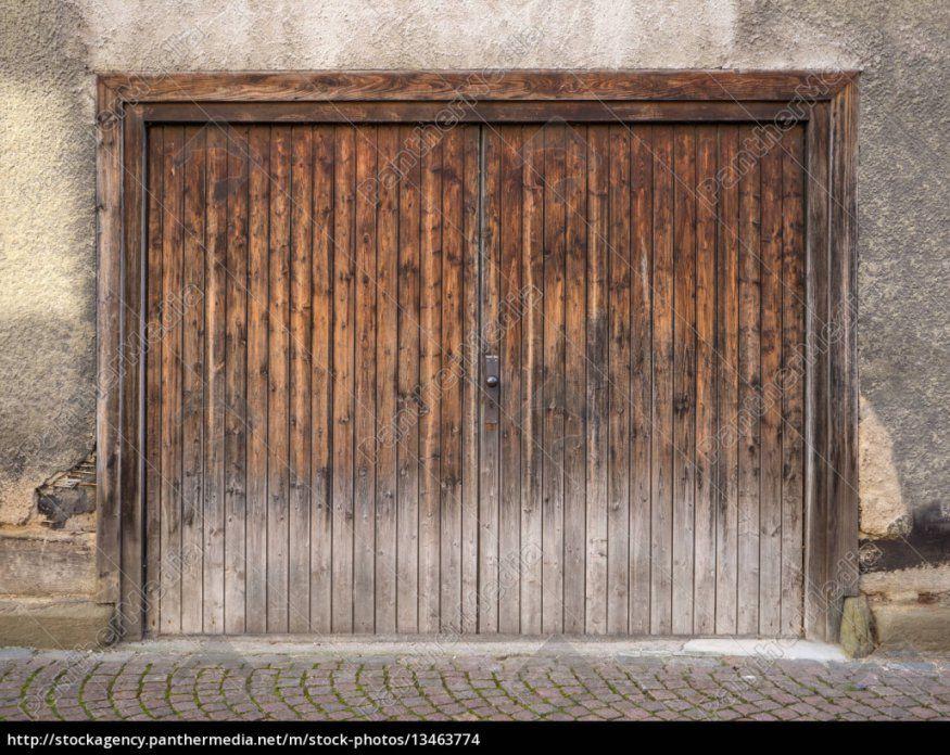 Garagentor Zweiflügelig Holz Selber Bauen Flügeltore Aus Holz von Holz Garagentor Selber Bauen Bild