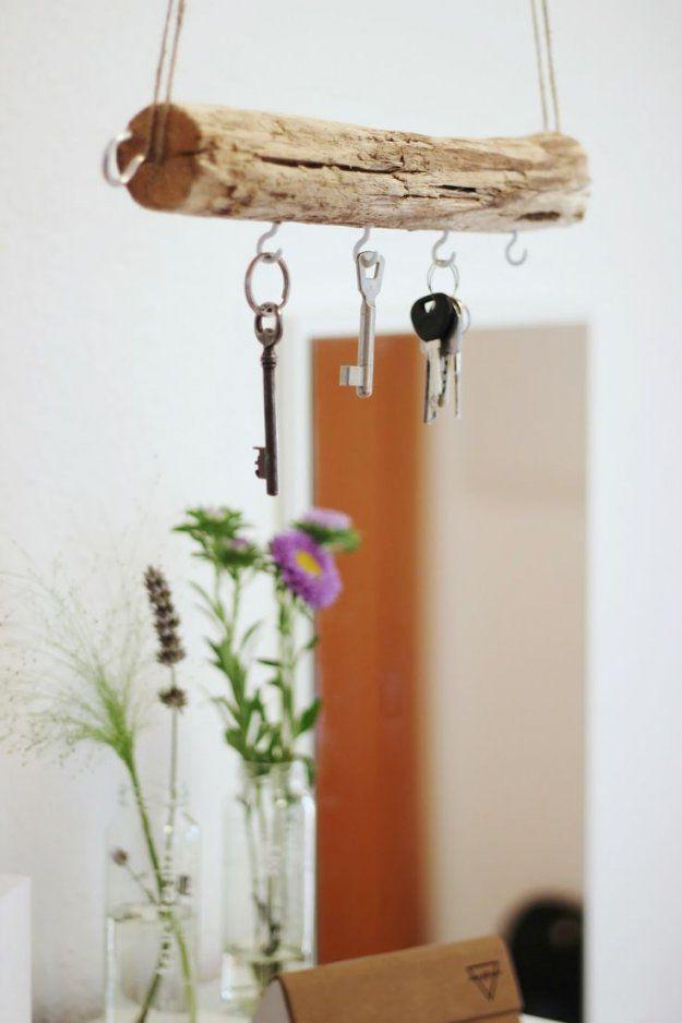 Garderobe Selber Machen  Am Besten Zu Hause Dekoideen  Wwwe von Holz Garderobe Selber Machen Photo