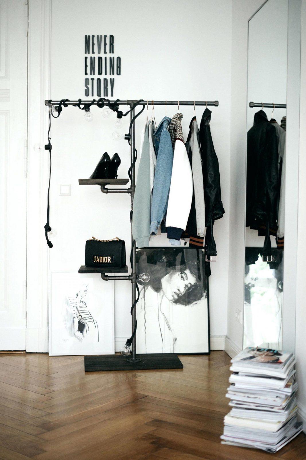 Garderobe Selber Machen Und Fabelhaft Haus Dekoration von Haus Dekoration Selber Machen Bild