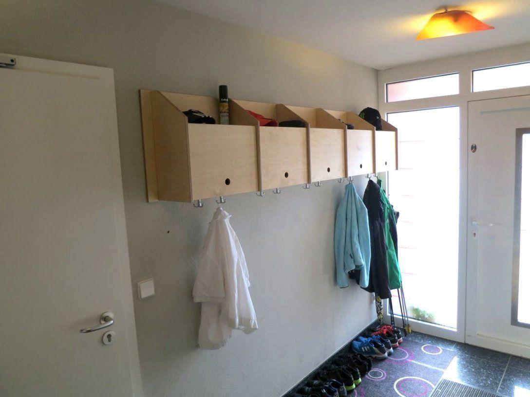 Garderobe Selbst Gebaut Mit Garderobe Selbst Gebaut Teil 3 Holz Und von Holz Garderobe Selber Machen Photo