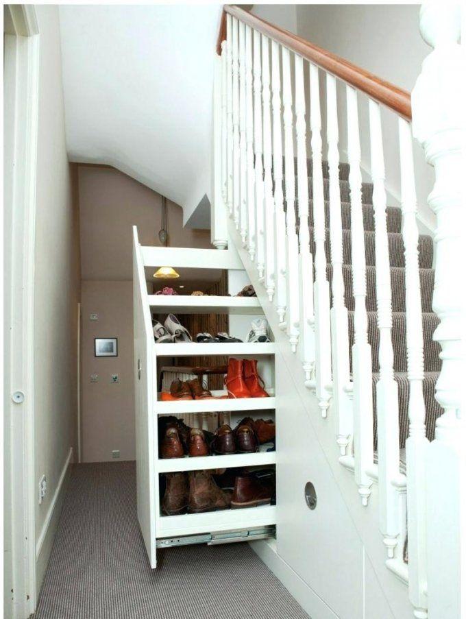 Garderobe Unter Treppe 65 Ideen Fa 1 4 R Stauraum Der Schrank Bauen von Stauraum Unter Treppe Ikea Photo