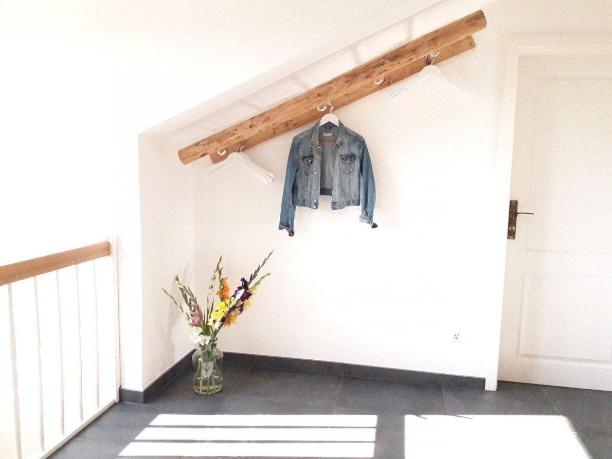 Garderobe Aus Holz Selber Bauen Von Garderobe Selber Bauen