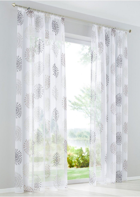 bonprix gardinen mit kr uselband haus design ideen. Black Bedroom Furniture Sets. Home Design Ideas