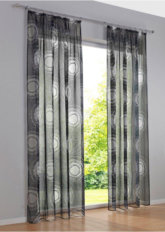 bonprix gardinen wohnzimmer haus design ideen. Black Bedroom Furniture Sets. Home Design Ideas