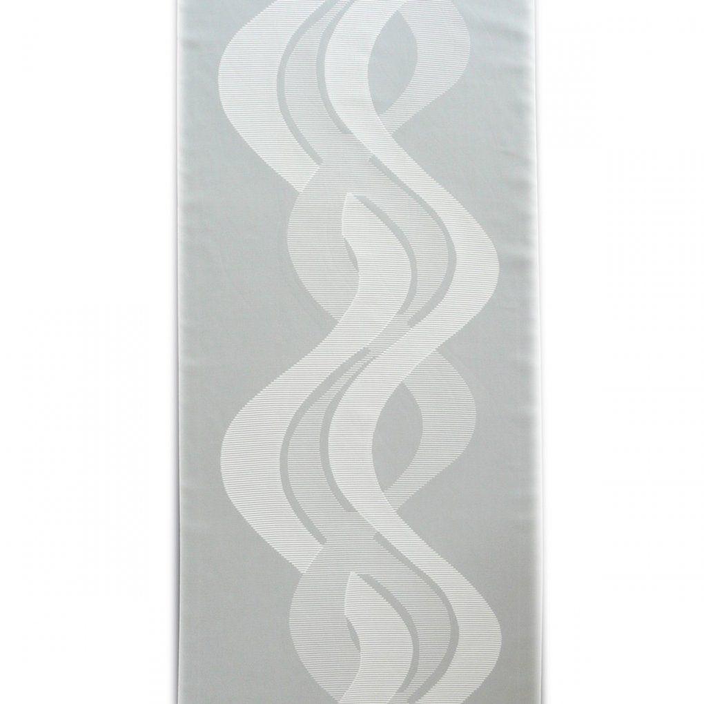 Gardine Paneele Schiebevorhang Meterware Dorado Weiß Scherli Welle von Gardinen Meterware Weiß Photo