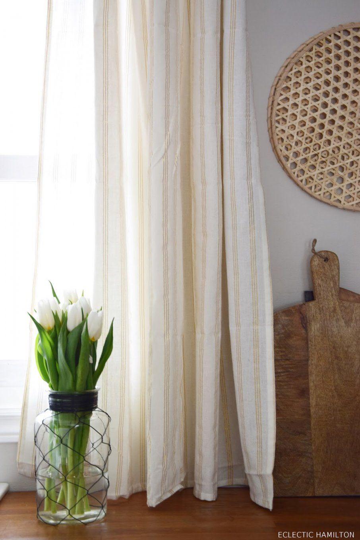 Gardine Selbst Nähen  Die Schönsten Einrichtungsideen von Gardinen Bögen Selber Nähen Bild