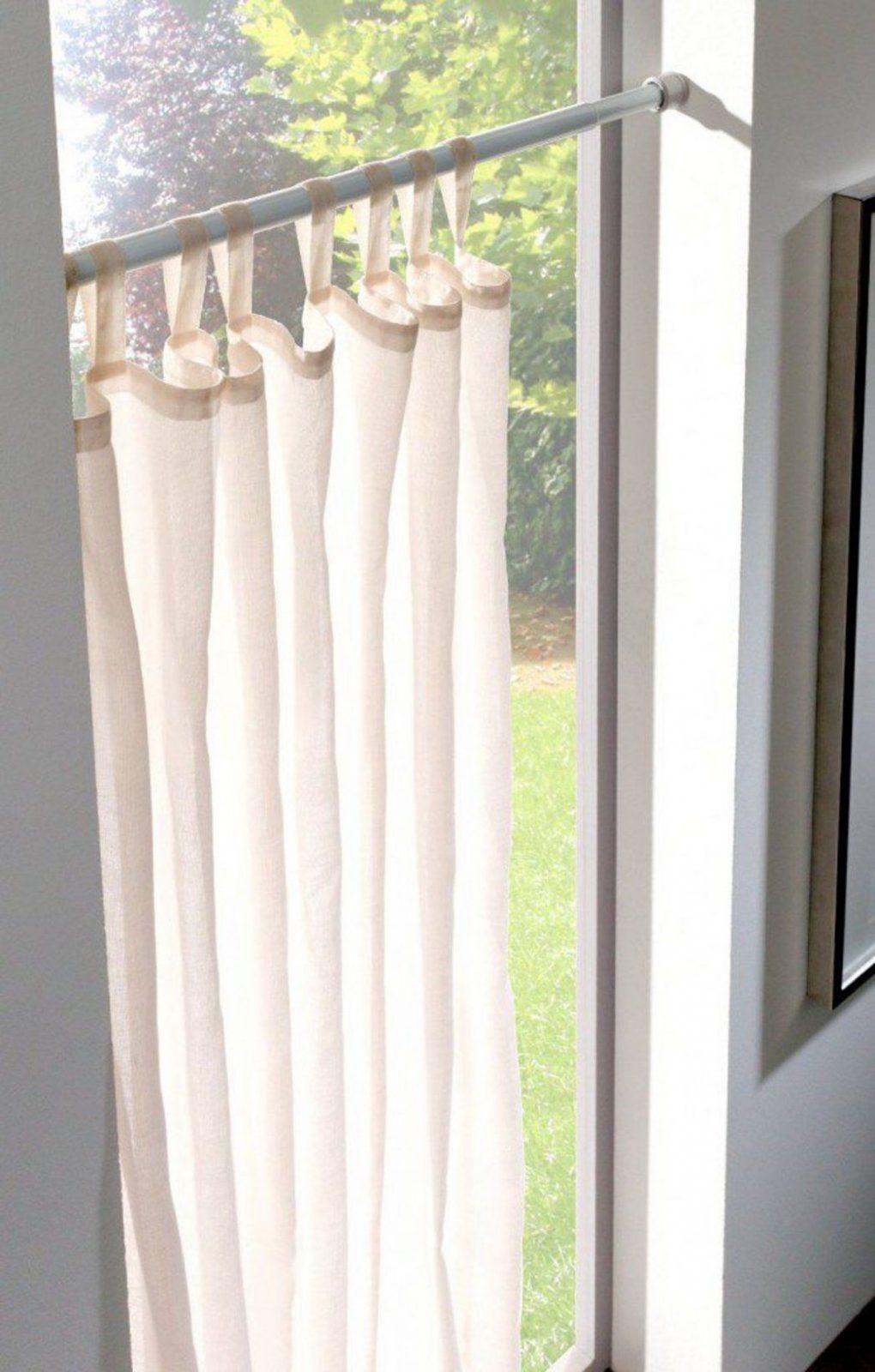 Gardinen Aufhängen Anbringen Anleitung  Pauwnieuws von Gardinenstange Anbringen Ohne Bohren Photo