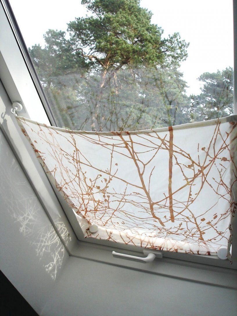 Gardinen Dachfenster Selber Nähen  Pauwnieuws von Gardinen Für Dachfenster Selber Nähen Bild