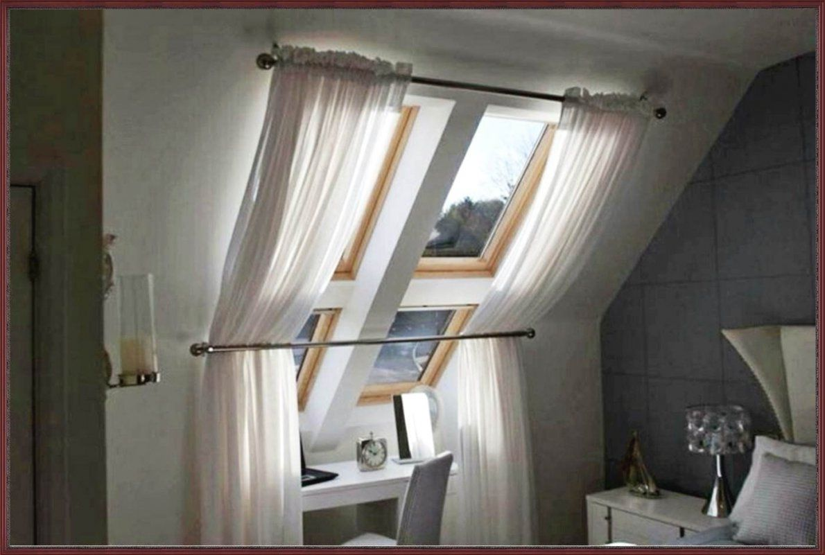 dachfenster gardinen ideen awesome home office mit dachfenster ideen with dachfenster gardinen. Black Bedroom Furniture Sets. Home Design Ideas