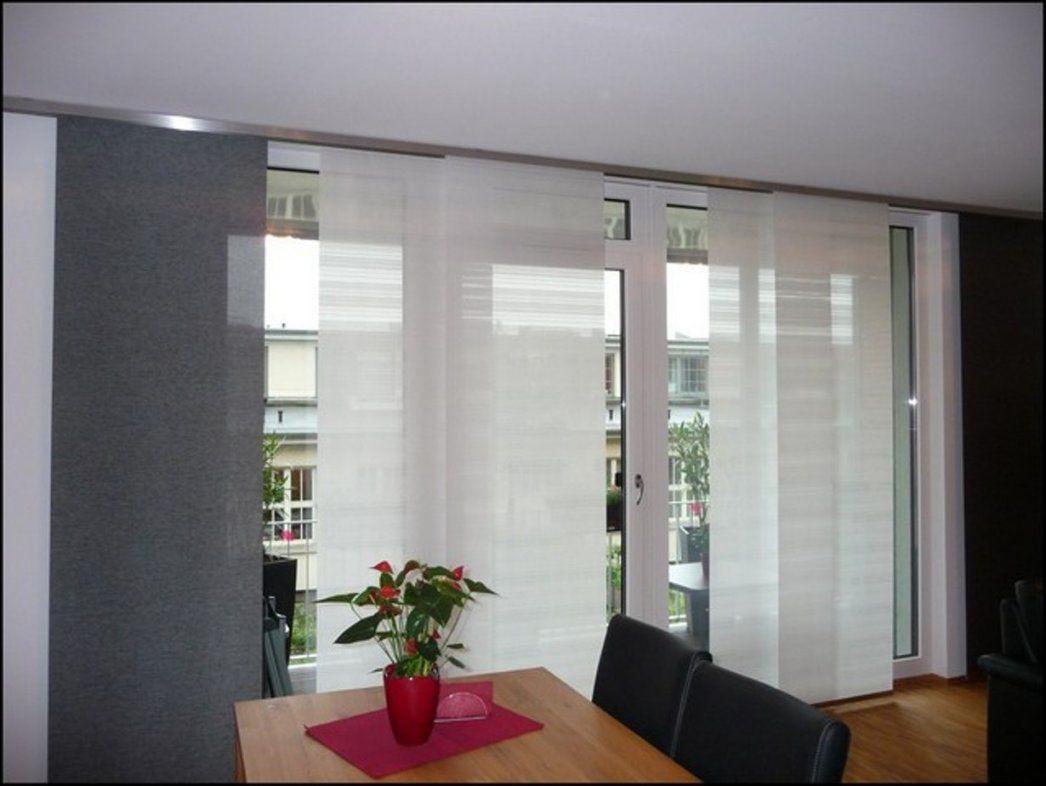 Gardinen Für Große Fensterfronten  Die Schönsten Einrichtungsideen von Gardinen Für Große Fensterfront Bild
