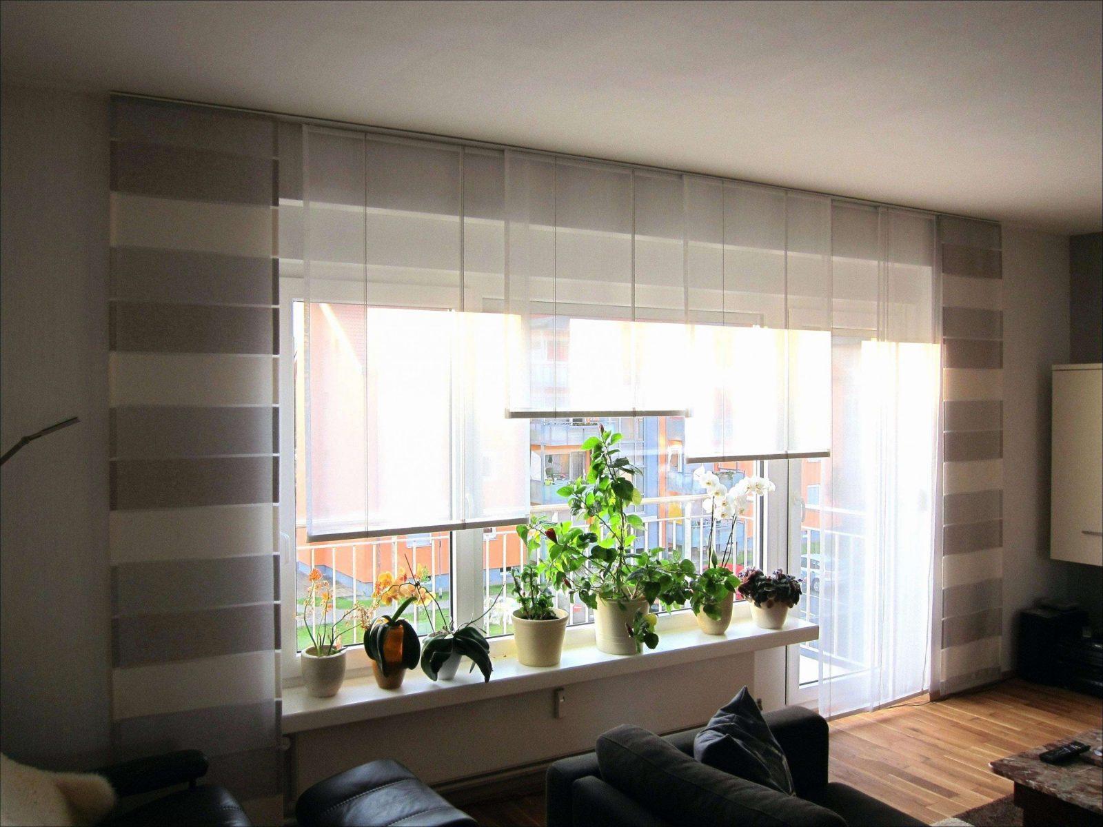 Vorhang Balkontür