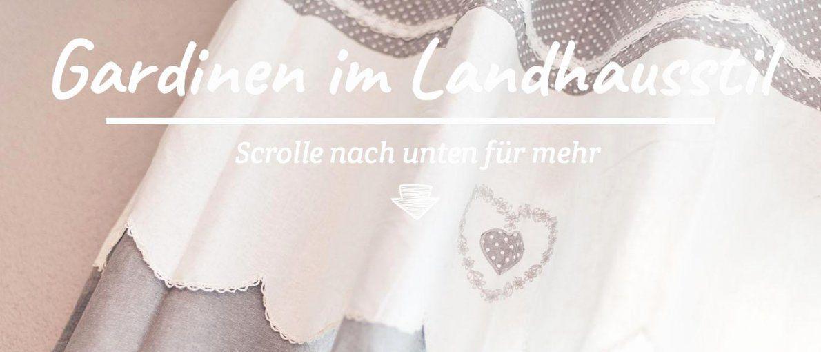 Gardinen Gardine Leinen B L 80×45 Mit Baumwolle Spitze Ein Schöne von Gardinen Leinen Landhaus Bild