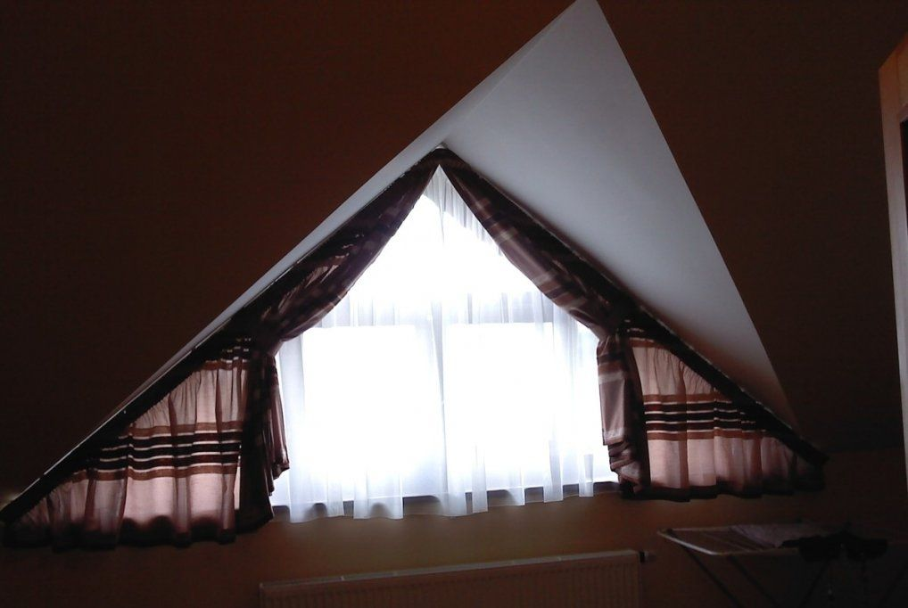 Gardinen Genial Gardinen Dreiecksfenster Interessant Gardinen Für von Gardinen Für Dreiecksfenster Selber Nähen Bild