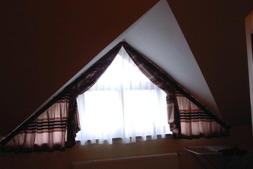 Gardinen Genial Gardinen Dreiecksfenster Interessant Gardinen Für von Gardinen Für Giebelfenster Bild