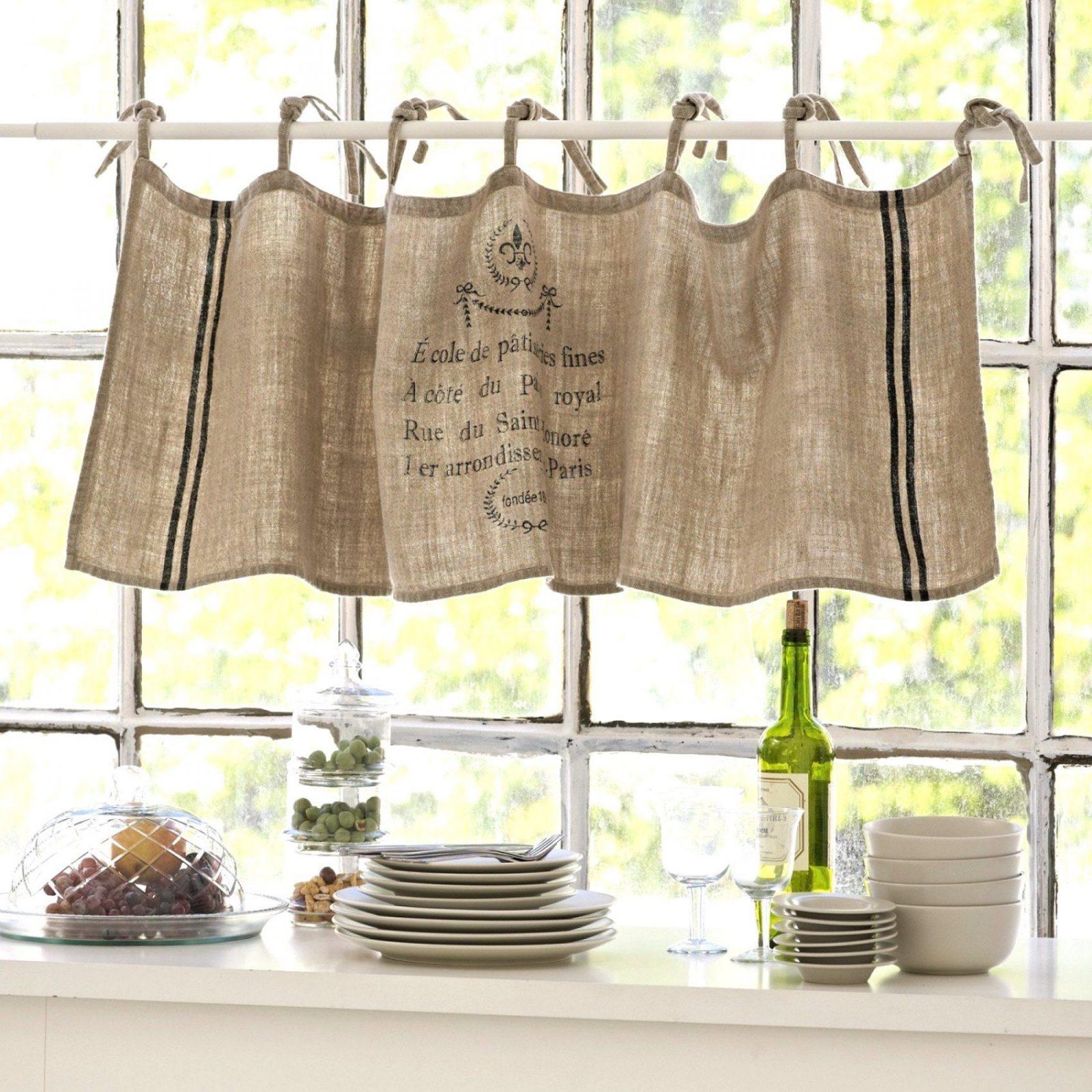 Gardinen Küche Landhausstil Mit Vorhänge Inspirierend 21 Und von Französischer Landhausstil Gardinen Photo