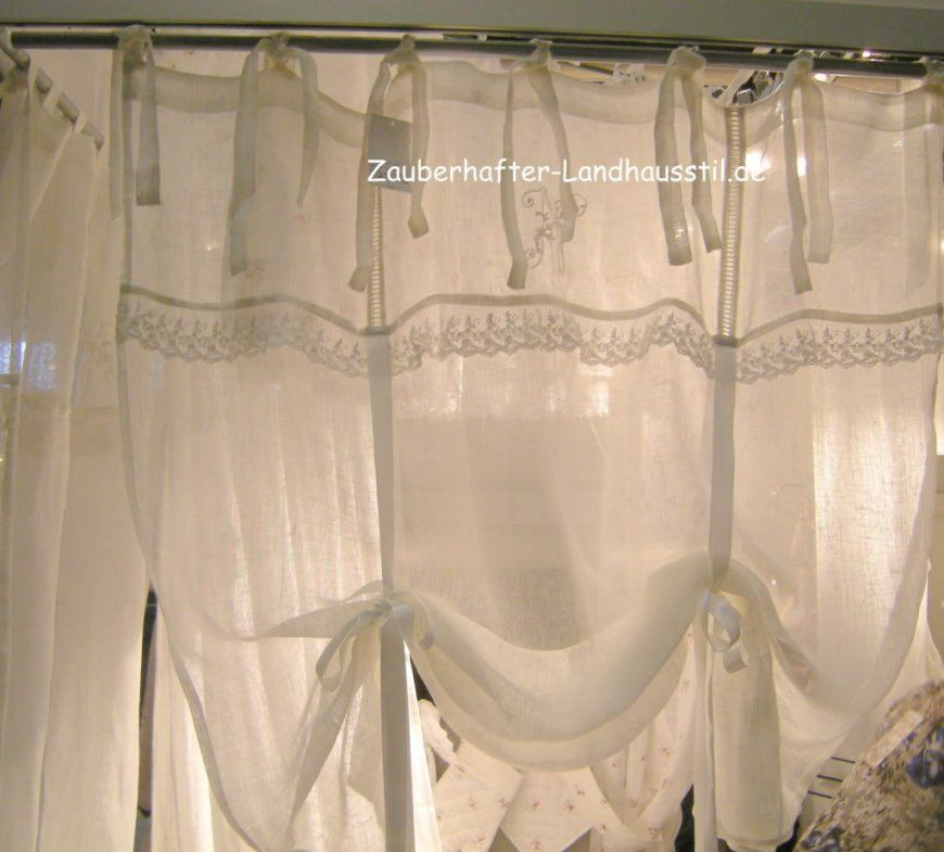 Gardinen Leinen Landhaus  Pauwnieuws von Leinen Gardinen Landhausstil Photo