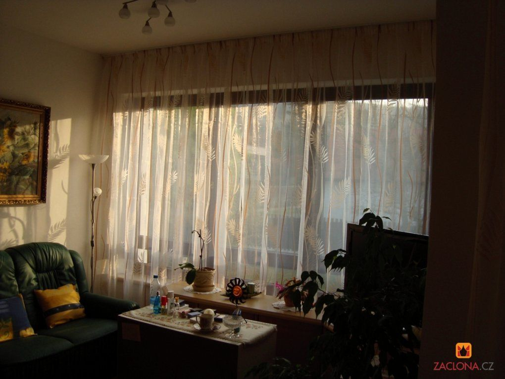 Gardinen Muster Für Wohnzimmer von Gardinen Muster Für Wohnzimmer Bild