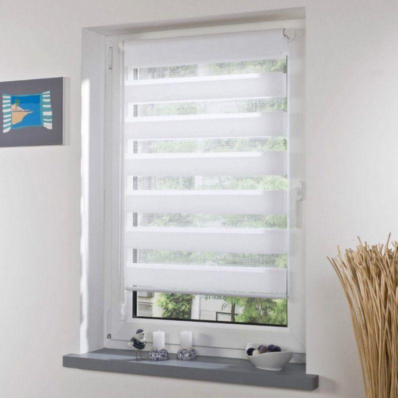 Gardinen Ohne Bohren Fr Fenster Innen U Plissees Mit Und Ohne von Jalousien Innen Ohne Bohren Bild