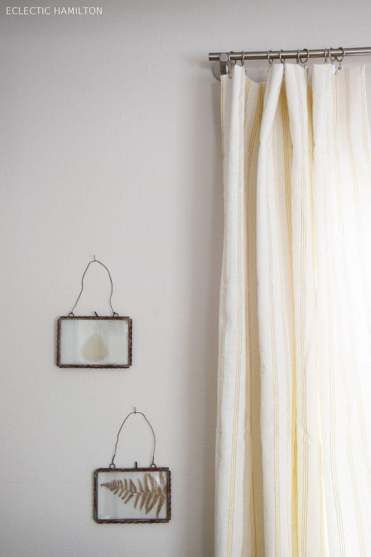 Gardinen Schlaufen Nähen  Die Schönsten Einrichtungsideen von Gardinen Schlaufen Nähen Bild
