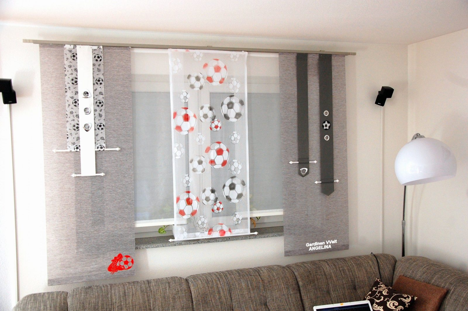 vorhang selbst gestalten cool dekoria with vorhang selbst gestalten beautiful heutzutage. Black Bedroom Furniture Sets. Home Design Ideas