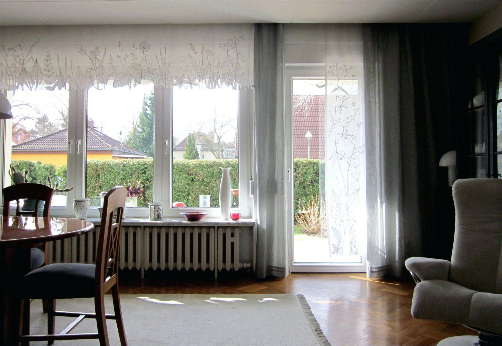 Gardinen Terrassentur Phantasievolle Ideen Vorhange Balkonta 1 4 R von Terrasse Fenster Gardinen Photo