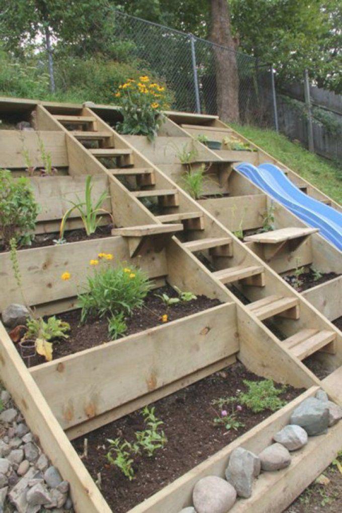 Garten Am Hang Anlegen – Menerima von Garten Am Hang Selbst Anlegen Photo