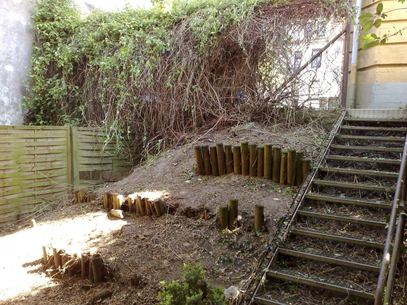 Garten Anlegen Hanglage Schon Veranda Terrasse Terrasse Am Hang Von